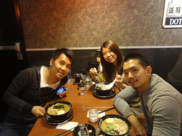 (美食 台北) 花月嵐拉麵 ~ 人氣超旺的日式拉麵店