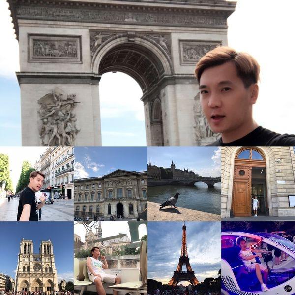 (旅遊 法國) 2017-2018 巴黎三天兩夜自由行攻略參考 ~ 三分鐘讓你第一次自助巴黎輕鬆上手(懶人包)