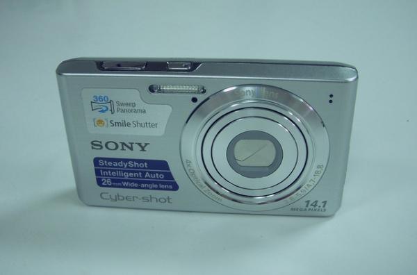 (3C開箱文)SONY DSC-W610 相機~26mm 廣角高畫質外加輕巧像玩具