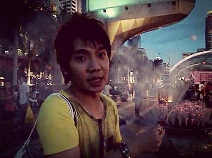 (旅遊~泰國 曼谷) 王子帶路 ~ 教你拜象神和愛神
