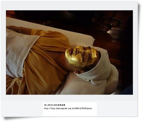 (SPA 清邁) Panna Spa ~ 往臉上貼金!! 你體驗過99.9%純金面膜SPA嗎? (內文有獨家首度62折優惠)