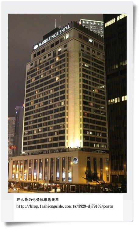 (住宿 香港 中環) 再訪香港東方文華酒店 ~ 結合東方古典與現代的豪華客房