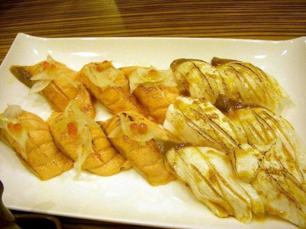 (美食~高雄)不老壽司~平價壽司也可以超美味