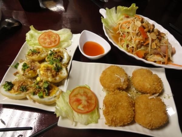 (美食 台中) 暹邏廣場 ~ 型男泰籍主廚Kookie掌廚的超美味泰菜
