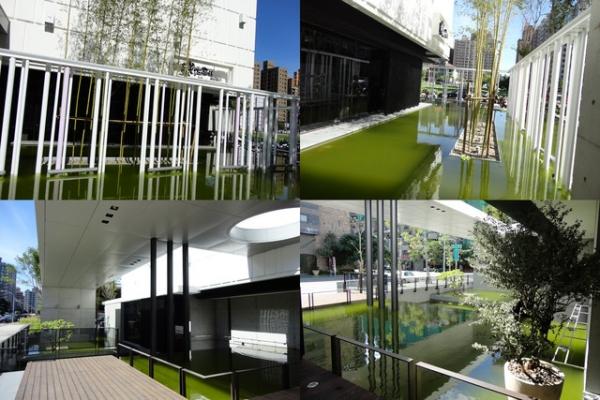 (美食~高雄)碳佐麻里美術館旗艦店~環境優美,賞心悅目的餐廳
