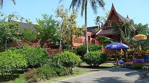 (旅遊~泰國 安帕娃) King Rama II Memorial Park (拉瑪二世紀念公園)