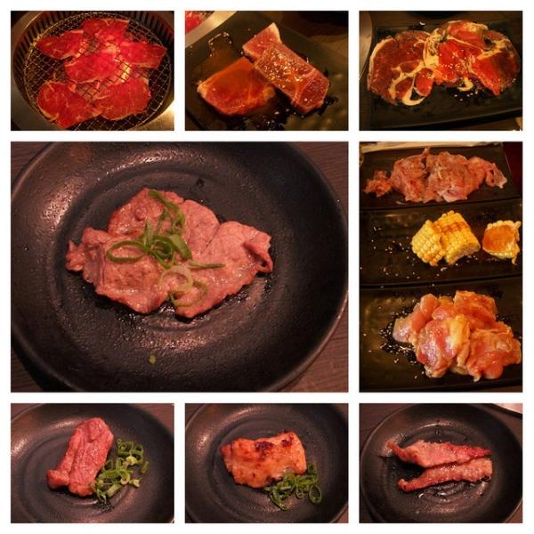 (美食~高雄)炭火燒肉本舖~燒肉吃到飽也有ㄅㄜ兒棒好肉質