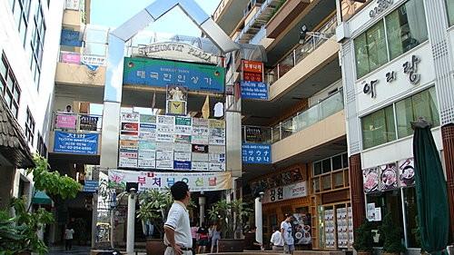 (旅遊~泰國 曼谷) KOREAN TOWN...曼谷也有韓國城!!!