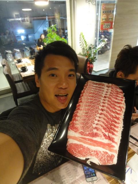 (美食 台北 民生社區) 沐樺涮涮鍋 ~ 牛肉,海鮮超澎湃的超值涮涮鍋