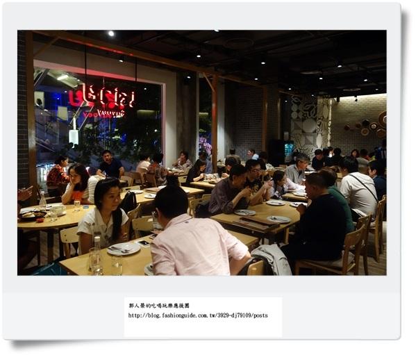 (美食 曼谷 Chitlom站)  Savoey Restaurant ~ 眾網友力推!曼谷CP值高的時尚海鮮餐廳!