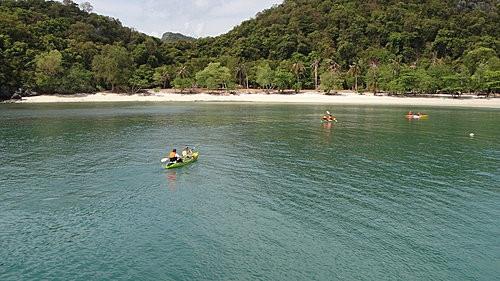 (旅遊~泰國 蘇梅島) 安通國家公園一日遊 AngThong National Park day trip
