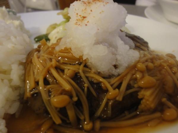 (美食 台北 松江南京站) 厚子洋食 ~ 超美味!日本媽媽的手作漢堡肉!