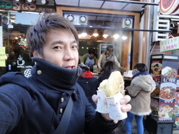 (美食 ~ 韓國 首爾 三清洞) 호떡 HODDOGU ~超人氣排隊韓式煎餅