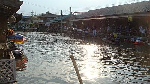 (旅遊~泰國 安帕娃) 二訪安帕娃水上市場 (Amphawa Floating Market)