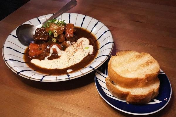 [高雄] 苓雅區 手刀串燒 shutou kushiyaki 深夜裡的創意食堂