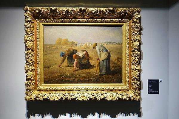 [台北故宮] 印象.左岸 奧塞美術館30週年大展 Musée d'Orsay 30 - 再見曠世巨作