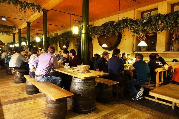 [德國] 慕尼黑 Munich @ Augustiner Bräustuben 最好喝啤酒廠餐廳 x 平價啤酒屋 C/P值高!!