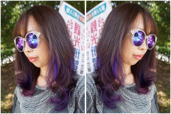 【髮型】台中逢甲 VS. hair   染髮、燙髮 / 哥德式護髮