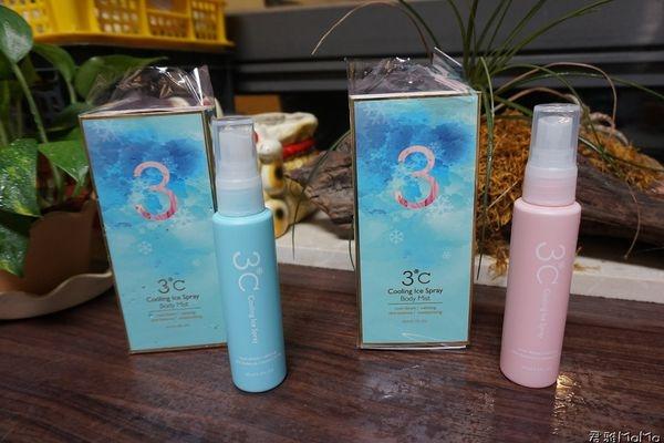【保養】有著降溫護膚香水之稱的 NEWART  3度C冰鎮舒緩青春露 小蒼蘭、綠茶香