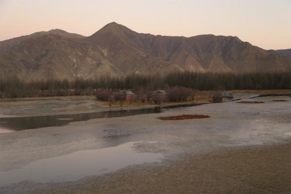 雪域西藏,米拉山口
