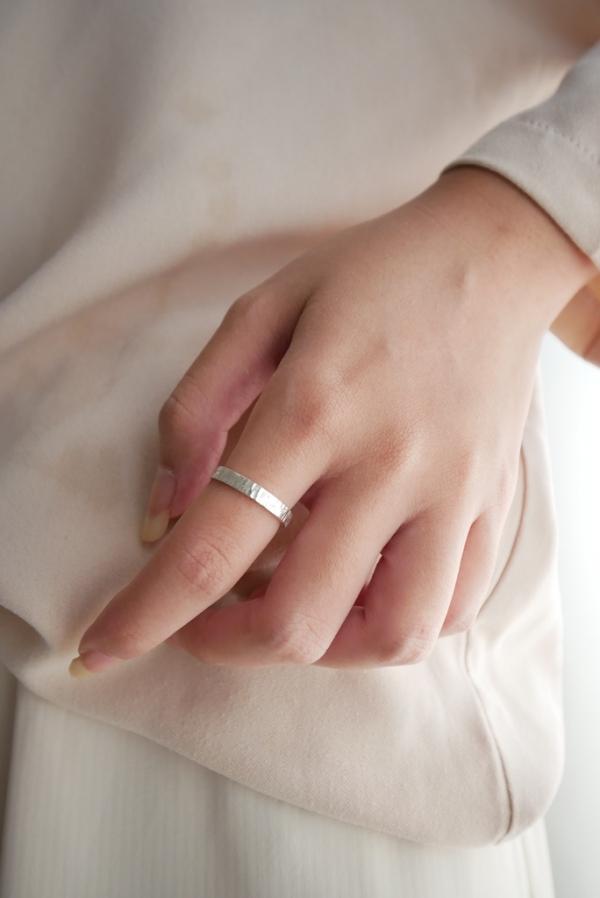 如果你願意親手做一只戒指給我,對我來說就是世上最浪漫的事