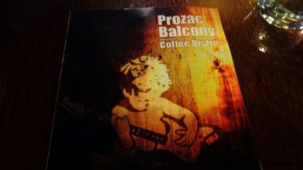 【Tea time】No.5 Prozac Balcony百憂解陽台