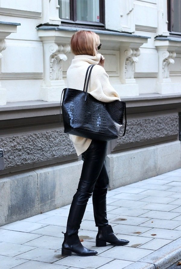 Le-Fashion-Blog-Oversized-Turtleneck-Sweater-Croc-Embossed-Tote-Leather-Pants-Chelsea-Ankle-Boots-Via-Modette-Josepfin-Dahlberg.jpg