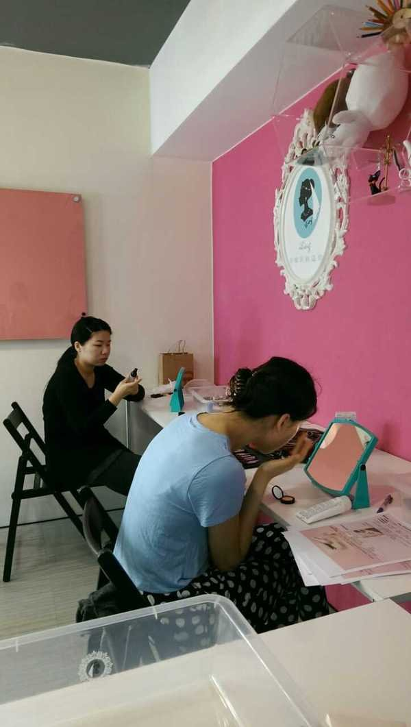 一日約會造型/iling彩妝造型學院