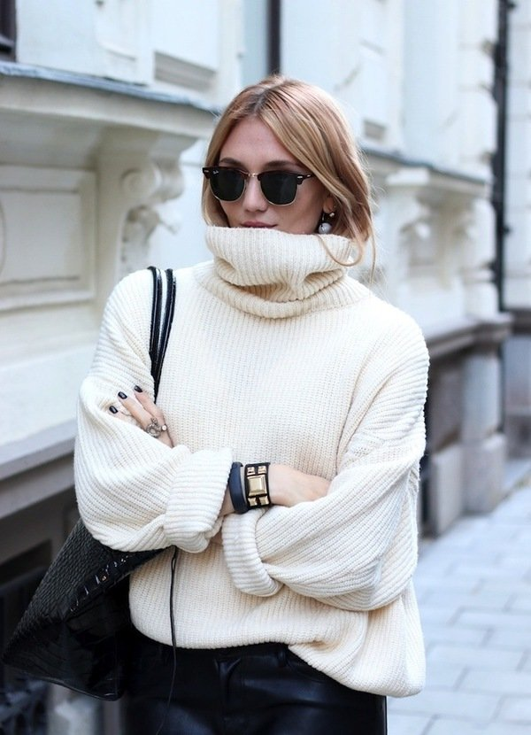 Le-Fashion-Blog-Ray-Ban-Clubmaster-Sunglasses-Oversized-Turtleneck-Sweater-Croc-Tote-Bag-Leather-Cuff-Via-Modette-Josepfin-Dahlberg.jpg