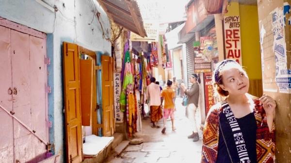 三個傻瓜印度行Part 1.彷彿踏入另一個時空的瓦拉納西