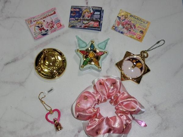 日本東京瘋扭蛋~美少女戰士迷必入手!!!