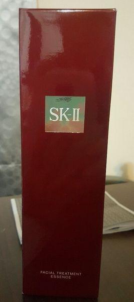 新的一年肌膚也要依舊年輕,就靠SKII青春露了♡
