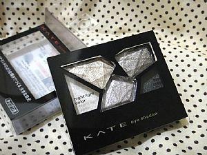 (試用) KATE凱婷迷鑽傾心眼影盒