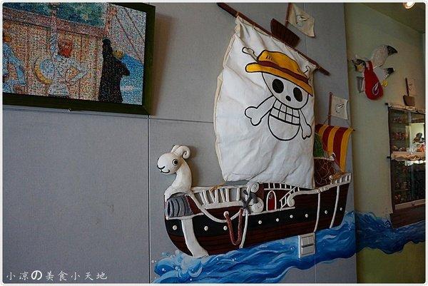 22bef230 165d 4aa9 93eb 6b983129bb68 - 食尚玩家就要醬玩。推薦海賊王主題餐廳。滿間海賊任你扮演