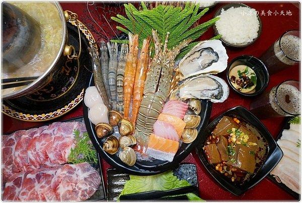 22bf6a14 3a2f 461b bd12 c85db8297052 - 熱血採訪║小瀋陽酸菜白肉鍋,景泰藍炭燒鍋,生猛海鮮、真材實料好湯底,一個人也可以獨享