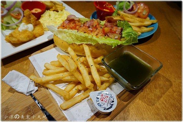 27fbf5de 4ada 4490 8134 8c473feefe0a - (熱血採訪)Mambo Burger慢堡(東海店+wifi)。北歐風格美式早午餐全天供應。東海大學美食