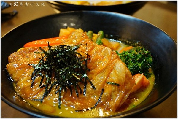290e3cb2 95c2 4489 ac14 05e9123a0601 - 滷菩提蔬食料理║來自星星的~韓式炸G。多國蔬食料理一次齊發!!!