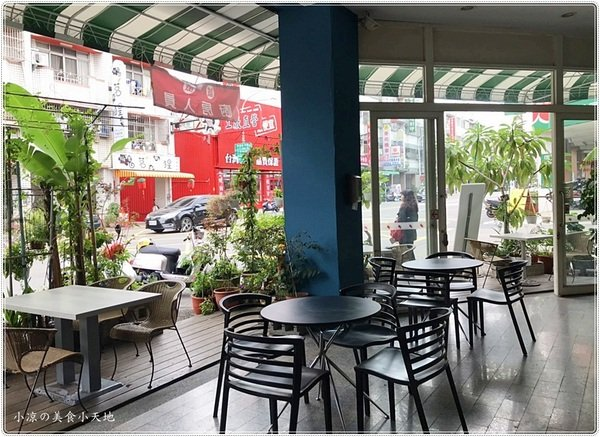 40cda7c6 46d5 4d2a 82ec 4f374941dc0f - 貝拉索咖啡,植栽綠意盎然空間,早午餐、義式料理、炒飯、下午茶通通都有~~