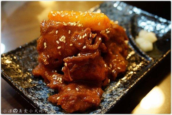 53e674ca 5bbc 404b a697 d3634c5d7c05 - 滷菩提蔬食料理║來自星星的~韓式炸G。多國蔬食料理一次齊發!!!