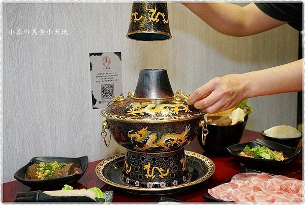 6188383f fdab 46c8 a473 54f120f5f29b - 熱血採訪║小瀋陽酸菜白肉鍋,景泰藍炭燒鍋,生猛海鮮、真材實料好湯底,一個人也可以獨享