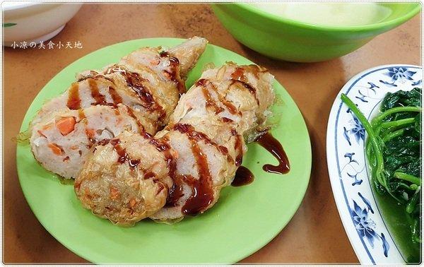 640dc2ca b434 4979 953d d86e77fa04b6 - 台中小吃║向上市場人氣小吃麵攤,滷肉飯也不輸給乾麵,可惜燒肉沒賣了!