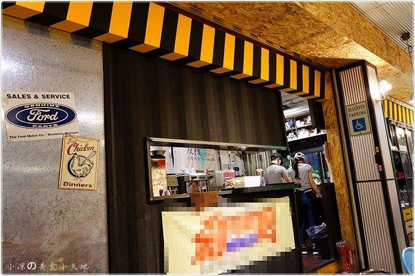64603000 f56e 48bb 9332 bcf74d12534a - (熱血採訪)Pizza Factory 披薩工廠║派大星披薩來也~美式工業風。PIZZA/燉飯/義大利麵任你選。