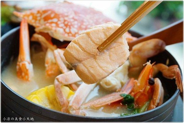 72ef28dc ff9a 436c b83c 04bb664e4ba6 - (熱血採訪)錦小路物語║發現超萌煤炭精靈!是不是超可愛!濃厚日式文青氛圍下,品嚐暖暖湯美味鮮的螃蟹日式鍋物、輕食十(已歇業)