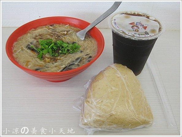 """761622 - 台中素食/一線牽,牽出""""素""""麵線專家..咻咻滑順入口~"""