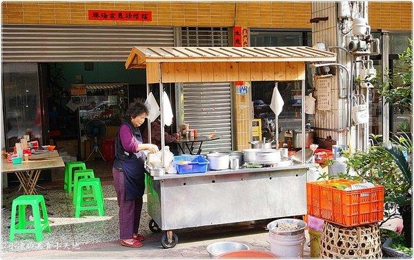 af79a2c5 b442 4ba6 b721 00705753985f - 南陽路無名中式早餐||20幾年來始終如一,只賣炒麵/炒米粉/滷肉飯/湯品,想吃要趁早,9點前賣完收攤!