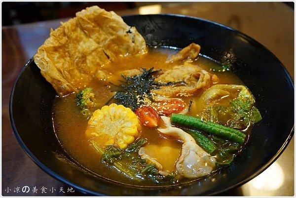 bebf4c61 74b5 4982 8969 dc6c6841e650 - 滷菩提蔬食料理║來自星星的~韓式炸G。多國蔬食料理一次齊發!!!