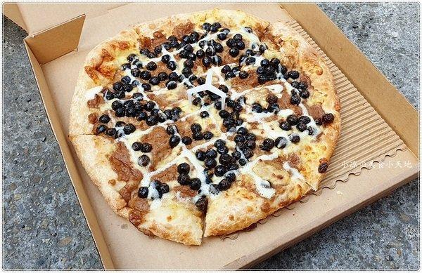 "c6cc8485 33f0 4fbf 8230 18c5e4f74828 - 珍珠控看過來,必勝客限定""QQ黑糖珍奶披薩""出爐囉~~"