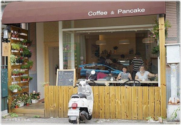 d67f5ffd f4bc 440e b637 b20c44ac2788 - KUP coffee&pancakes║不限時早午餐,免費網路、插頭,清新綠意令人心曠神怡的用餐環境