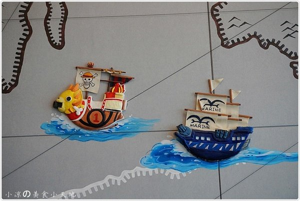 dc0174ec 437d 41d3 94f9 c849bfbfbb2e - 食尚玩家就要醬玩。推薦海賊王主題餐廳。滿間海賊任你扮演
