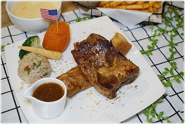 dd01c4b3 4151 4abf 8787 5abf6dffcbb8 - 熱血採訪║老饕不能錯過高貴不貴的多汁牛排,戰斧牛排超浮誇,豪邁大口吃肉肉(飲料水果湯品無限續)
